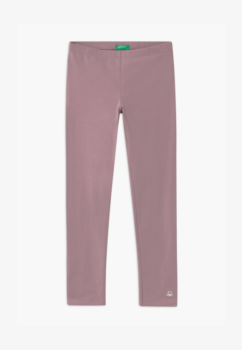 Benetton - EUROPE GIRL - Leggings - Trousers - purple