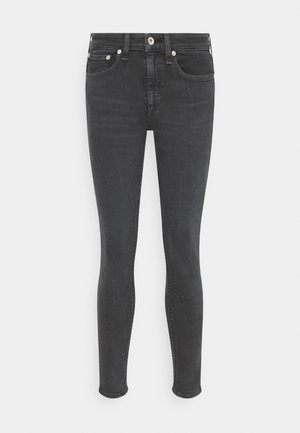 CATE MID RISE ANKLE - Jeans Skinny Fit - dark grey