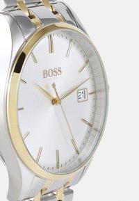 BOSS - COMMISSIONER - Reloj - silver-coloured/white - 3