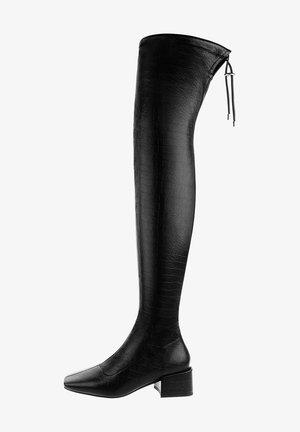TARGINANO - Muszkieterki - mottled black