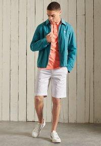 Superdry - Poloshirt - cabana coral grit - 0