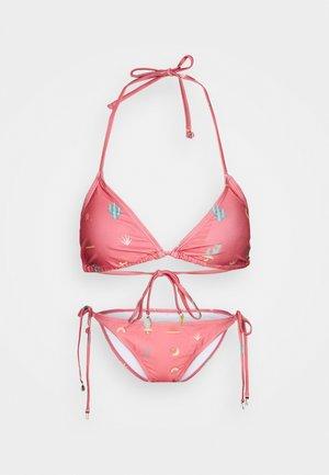 Bikiny - pink