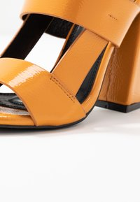 co wren - High heeled sandals - mustard - 2