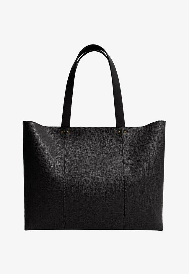 ROMI - Shopping bag - zwart
