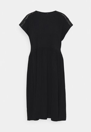 VMNANCY KNEE DRESS - Sukienka letnia - black