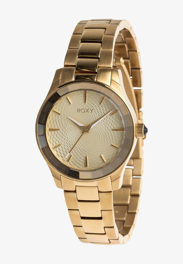 UPTOWN - Horloge - full shiny gold