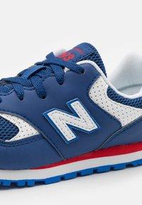 New Balance - YC393BNV - Sneakers basse - blue - 5