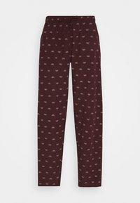 Pier One - Pyjamabroek - bordeaux - 4