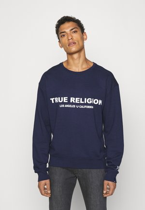 TRUE RELIGION - Sweatshirt - navy
