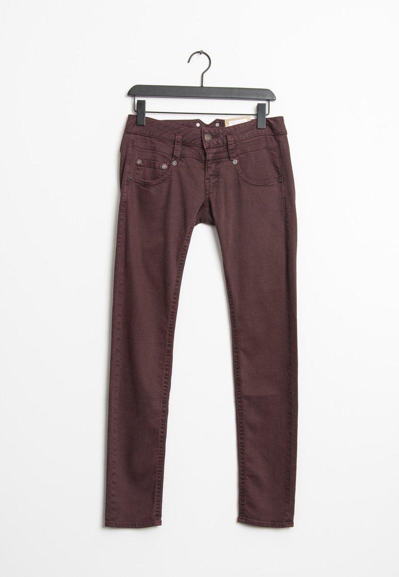 Herrlicher - Slim fit jeans - purple
