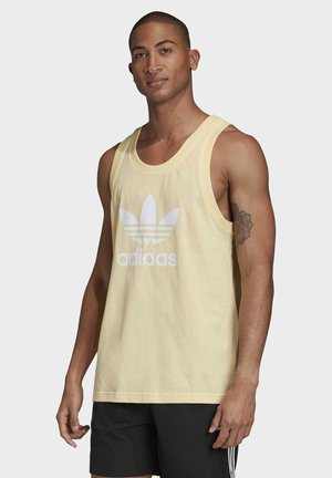 TREFOIL TANK TOP - Top - yellow