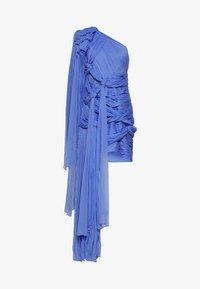 Thurley - CREST ONE SHOULDER DRESS - Sukienka koktajlowa - persian jewel - 0