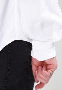 Resteröds - POP OVER - Shirt - white - 4