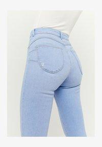 TALLY WEiJL - Jeans Skinny Fit - blue - 3