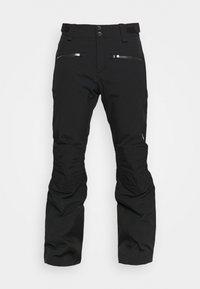 SCOOT PANTS - Snow pants - black