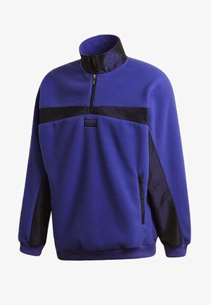 R.Y.V. SWEATSHIRT - Fleecegenser - purple