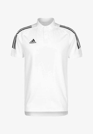 CONDIVO 20 - Sports shirt - white/black