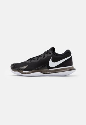 AIR ZOOM VAPOR CAGE 4 CLAY - Clay court tennissko - black/white