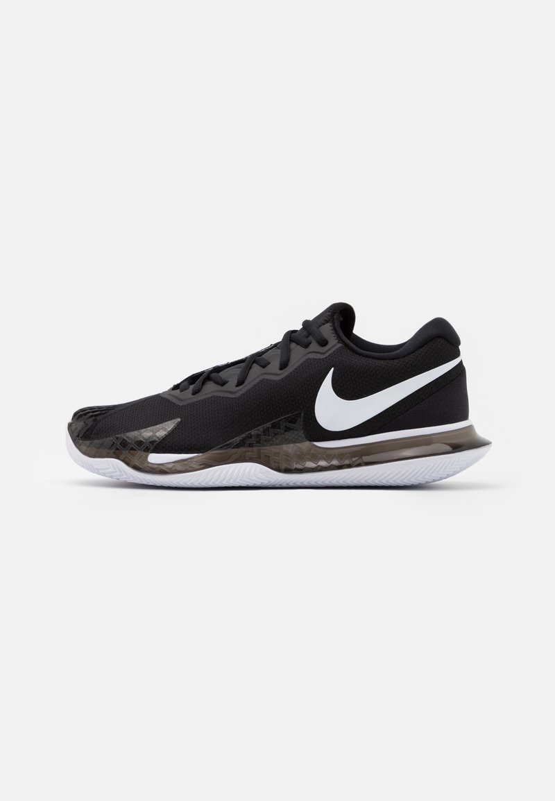 Nike Performance - AIR ZOOM VAPOR CAGE 4 CLAY - Clay court tennis shoes - black/white