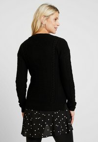 Seraphine - TIFFANY 2-IN-1 - Jumper - black - 2
