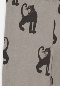 Mini Rodini - PANTHER UNISEX - Leggings - Trousers - grey - 2