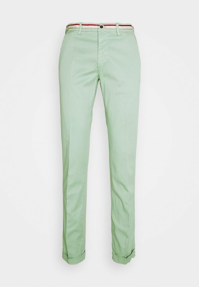TORINO SUMMER - Chino kalhoty - light green