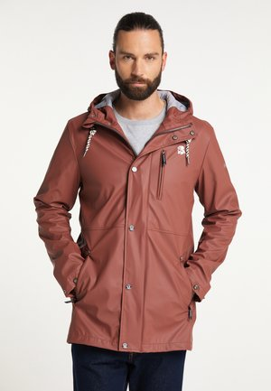 Waterproof jacket - rost