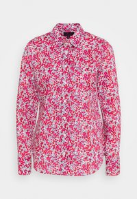 J.CREW - PERFECT LIBERTY WILTSHIRE - Blůza - berry multi - 0
