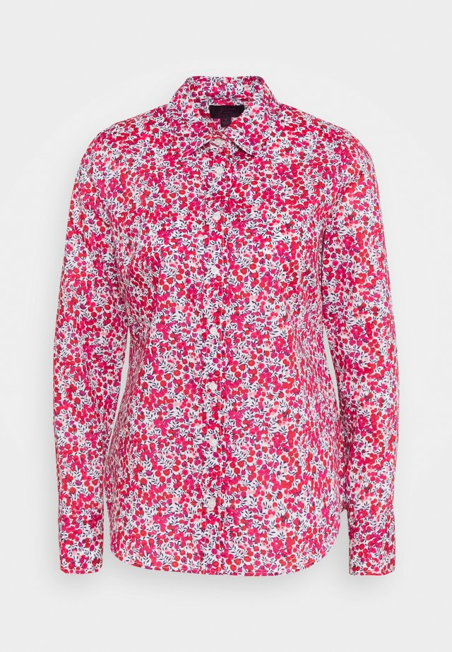 PERFECT LIBERTY WILTSHIRE - Blouse - berry multi