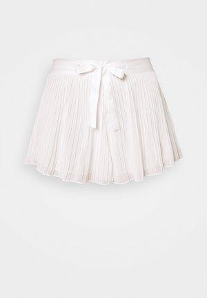 TRUE LOVE SHORT - Bas de pyjama - ecru