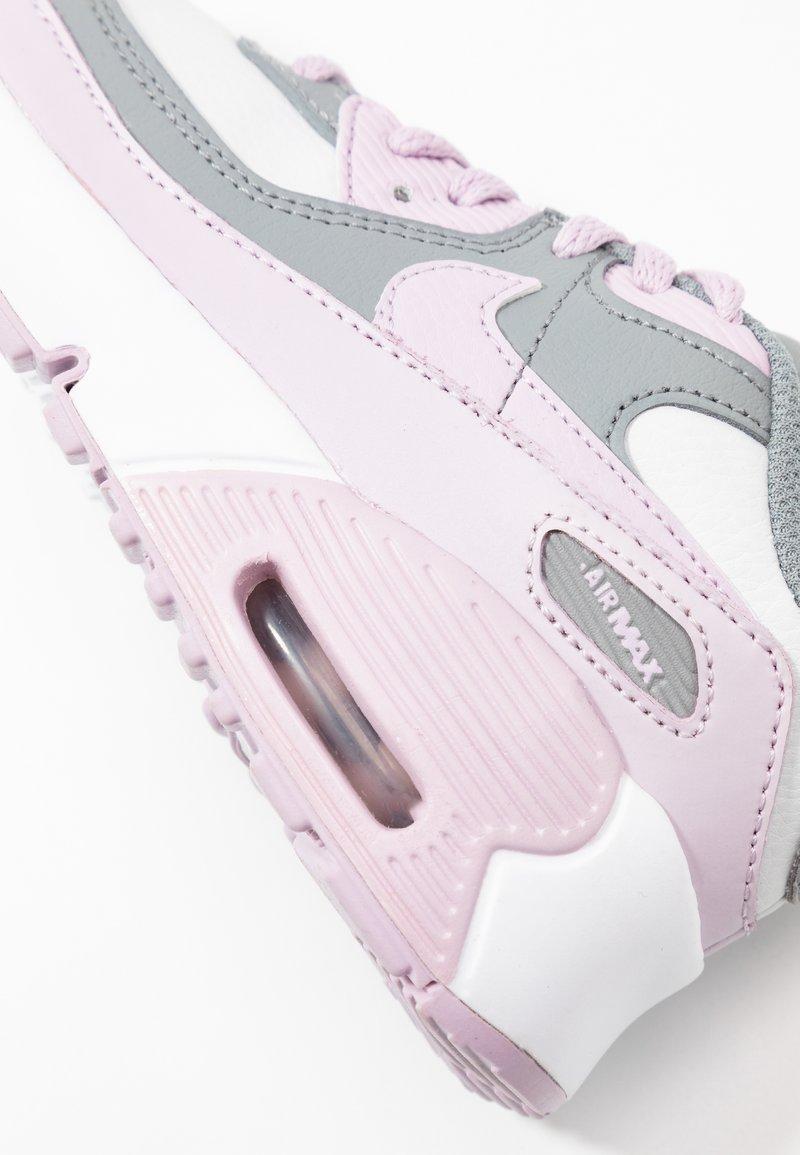 centavo Confundir Cuadrante  Nike Sportswear AIR MAX 90 UNISEX - Trainers - particle grey/iced lilac/photon  dust/white/grey - Zalando.ie