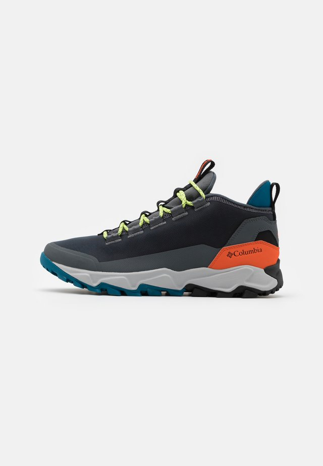 FLOWBOROUGH LOW - Outdoorschoenen - graphite/lagoon