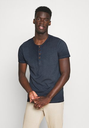 KESWICK - Basic T-shirt - navy