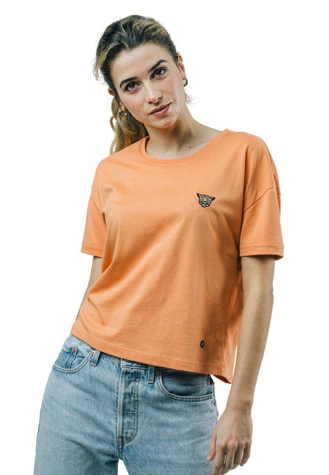 LEO ICON - T-paita - orange