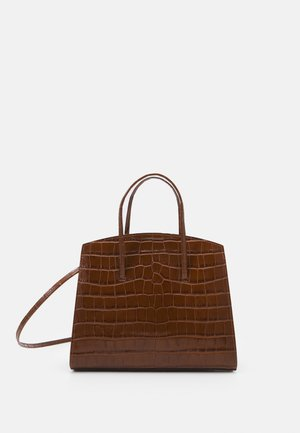 MINIMAL MINI TOTE - Velká kabelka - brown