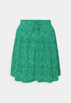 DOTA SKIRT - Mini skirt - green