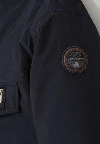 Napapijri - RAINFOREST POCKET - Light jacket - blu marine - 1