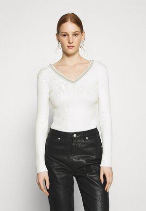 FAUSTI - Jumper - off white
