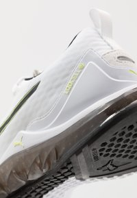 Puma - LQDCELL HYDRA - Sports shoes - white/fizzy yellow/black - 5