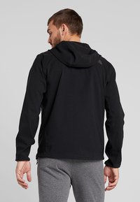 The North Face - NIMBLE HOODIE - Softshellová bunda - black - 2