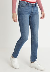 edc by Esprit - Slim fit jeans - blue light - 0