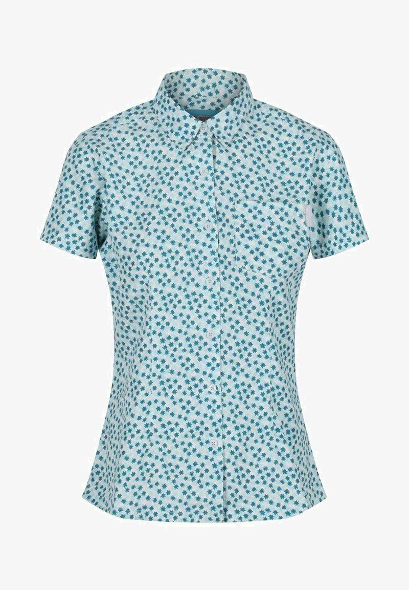 Regatta - Button-down blouse - cool aqua edelweiss