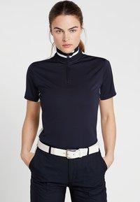 J.LINDEBERG - FILIPPA - Sports shirt - navy - 2