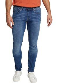 Esprit - Jeans slim fit - blue medium washed - 0
