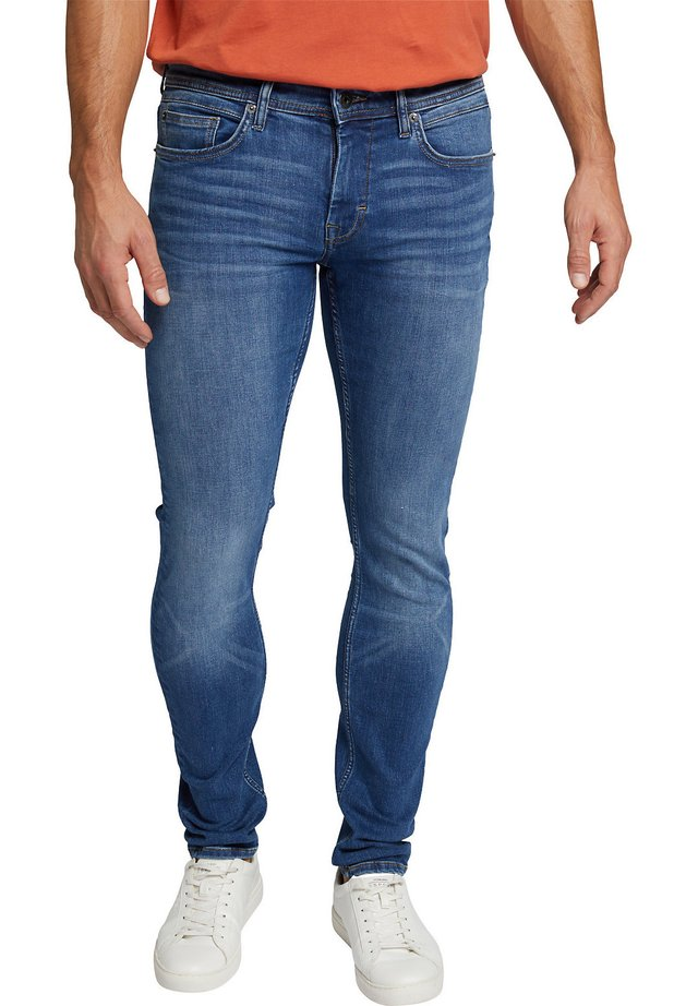 Jeans slim fit - blue medium washed