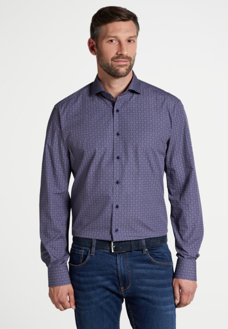 Eterna - COMFORT FIT - Overhemd - blue