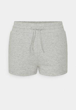 VIRUST - Shorts - light grey melange