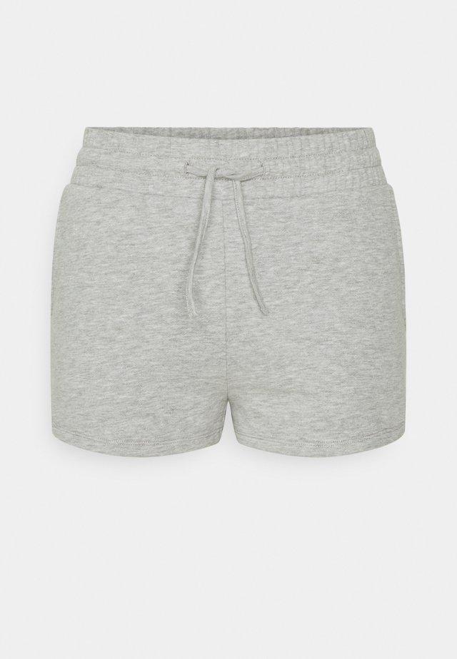VIRUST - Short - light grey melange