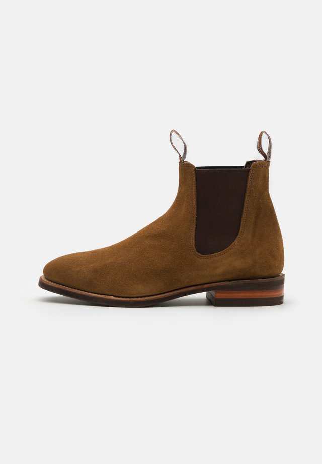 COMFORT CRAFTSMAN UNISEX - Bottines - tobacco