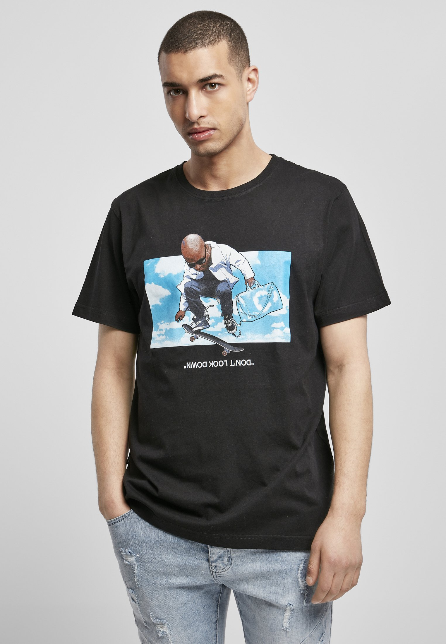 Homme DON'T LOOK  - T-shirt imprimé